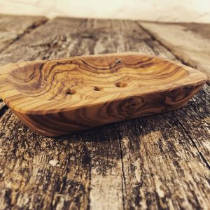 Tilda's Tribe - Olive Wood Soap Dish