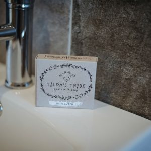 Tilda's Tribe - Unscented Natural Goats Milk Soap