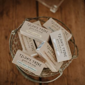 Tilda's Tribe - Mini Soap Bars