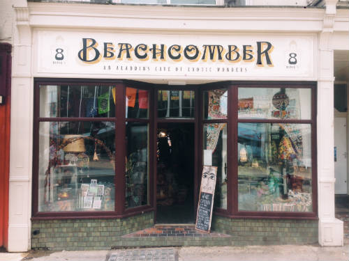Beachcomber Bridlington - Tildas Tribe Stockists